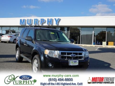 Pre-Owned 2012 Ford Escape XLT Four Wheel Drive SUV0
