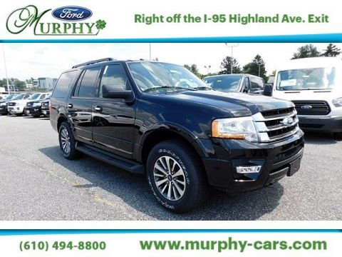 New 2017 Ford Expedition XLT Four Wheel Drive Sport Utility0