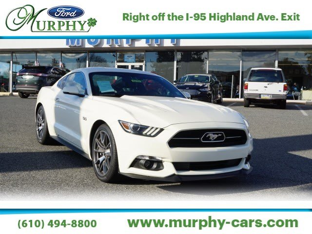 Pre-Owned 2015 Ford Mustang GT 50 Years Limited Edition