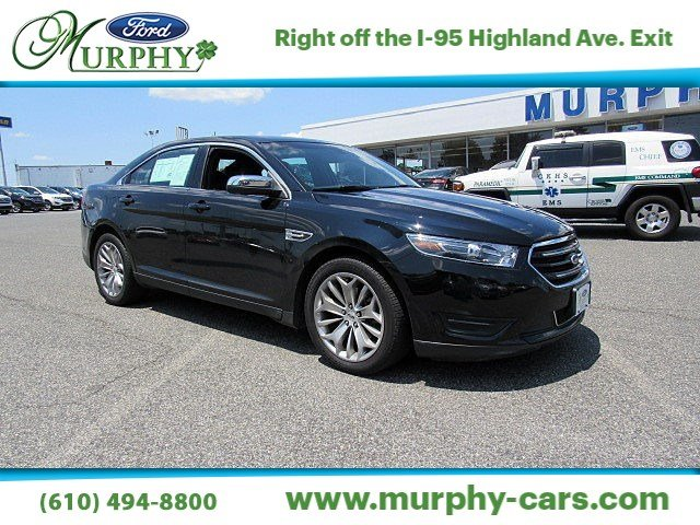 Certified Pre-Owned 2016 Ford Taurus Limited & Certified Pre-Owned 2016 Ford Taurus Limited Sedan in Delaware ... markmcfarlin.com